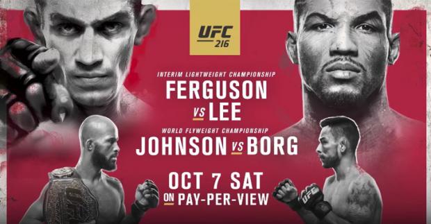 UFC acontece neste sábado (07), em Las Vegas (Foto: Divulgação/UFC)