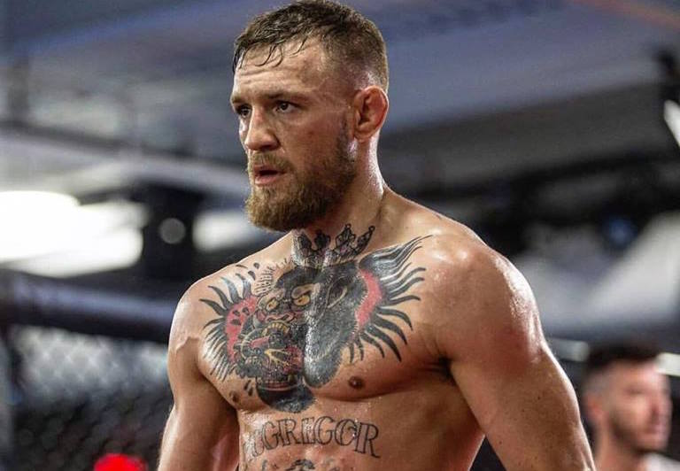 McGregor é o único lutador de MMA dentre os mais bem colocados. (Foto: Reprodução Facebook Conor McGregor)