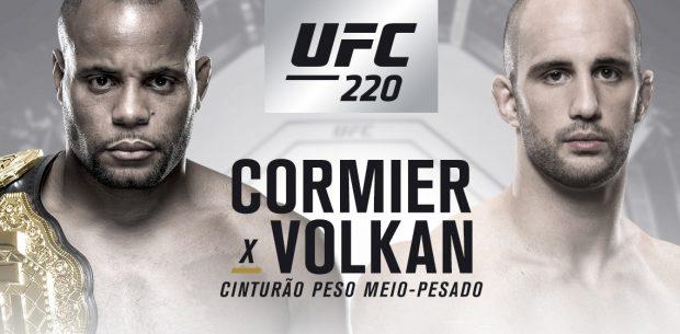 Duelo acontecerá dia 20 de janeiro (Foto: Reprodução/Twitter UFC)