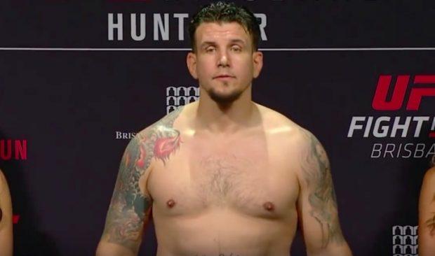 Mir vai enfrentar Fedor em abril de 2018 (Foto: Reprodução-Youtube UFC)