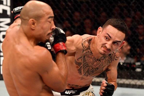 M. Holloway é favorito para revanche (Foto: Reprodução Twitter UFC_CA)
