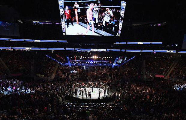 Siga os resultados do UFC 217. Foto: Reprodução / Facebook / UFC