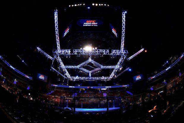 UFC desembarca na Austrália neste sábad. Foto: Reprodução / Facebook UFC