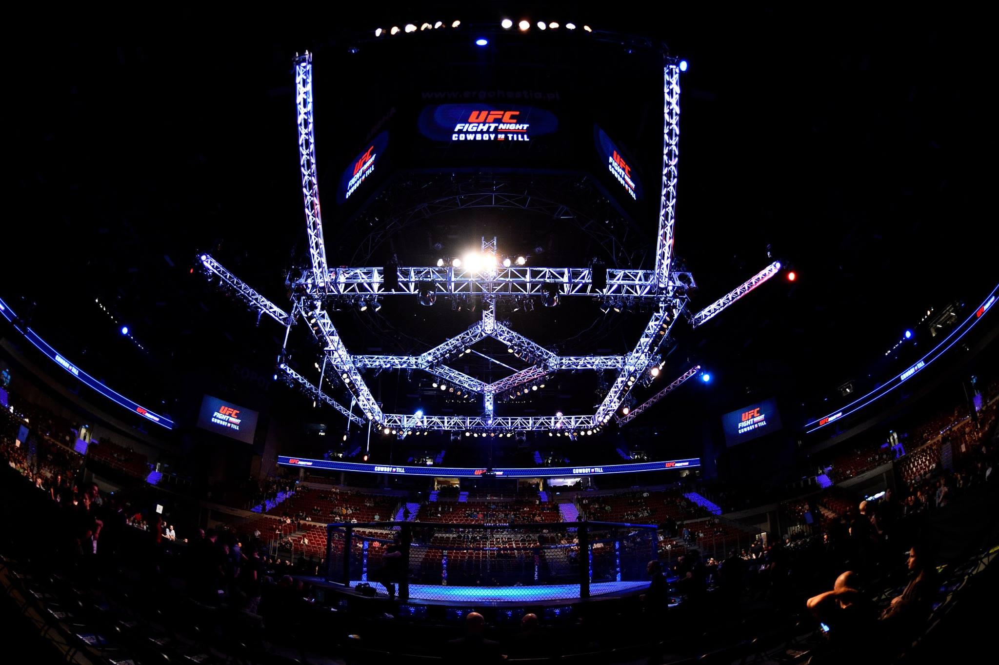 UFC desembarca na Alemanha em julho. Foto: Reprodução / Facebook UFC