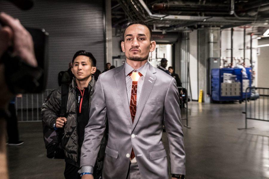 M. Holloway foi retirado do UFC 223 (Foto: Reprodução Facebook ufc)