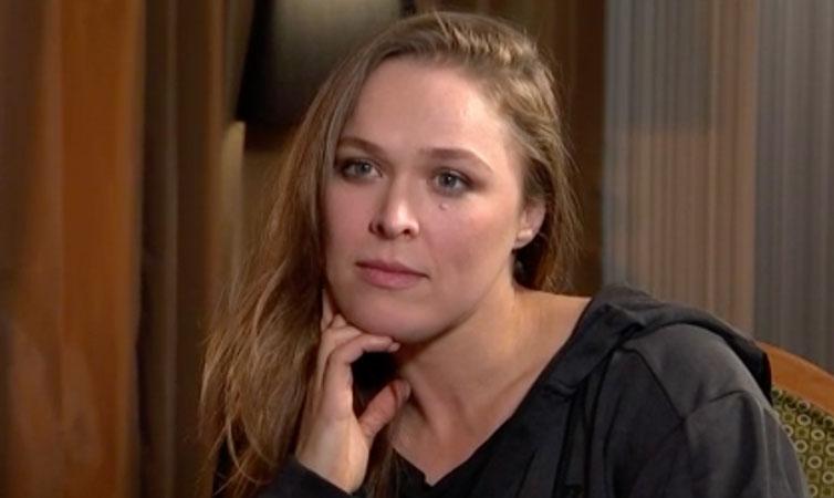 Ronda explica porque sumiu da mídia. Foto: Reprodução/ESPN