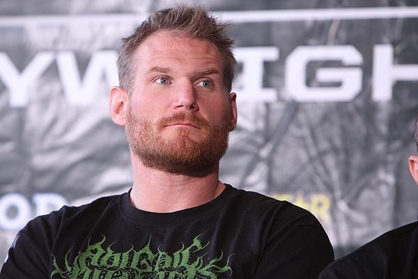Barnett está liberado para voltar a competir. Foto: Divulgação / Strikeforce