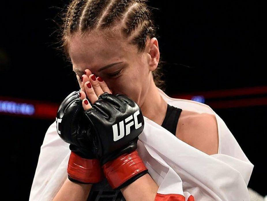 No UFC 223 K. Kowalkiewicz venceu Felice Herrig por decisão.<br