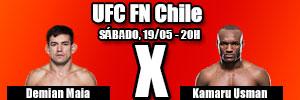ASSISTIR UFC CHILE AO VIVO