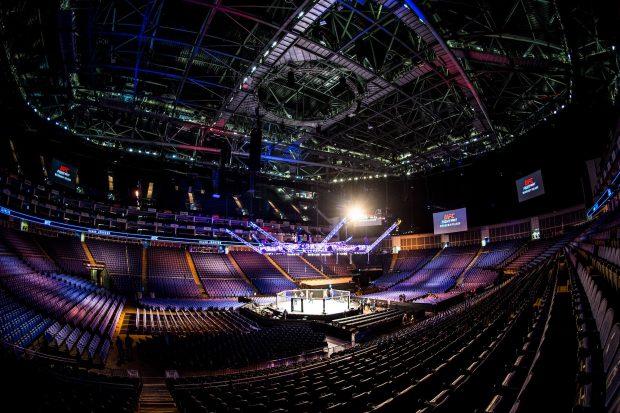 O UFC em Chicago tem 13 lutas. Foto: Reprodução/Facebook UFC