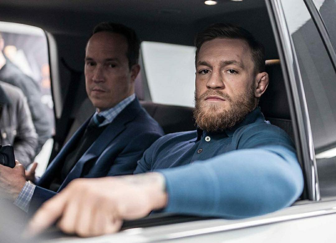 Na audiência, C. McGregor mostrou-se arrependido pelos atos que o levaram ao tribunal. Foto: Reprodução/Instagram @thenotoriusmma
