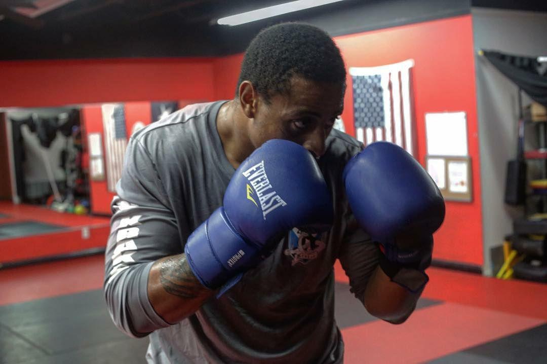 G. Hardy (foto) obteve três vitórias por nocaute no primeiro round em seus embates como lutador amador. (Foto: Reprodução/Instagram @greghardyjr)