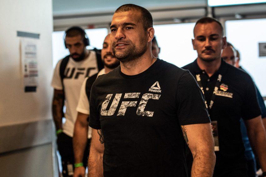 M. Shogun enfrenta Paul Craig no UFC São Paulo. Foto: Reprodução /Facebook UFC