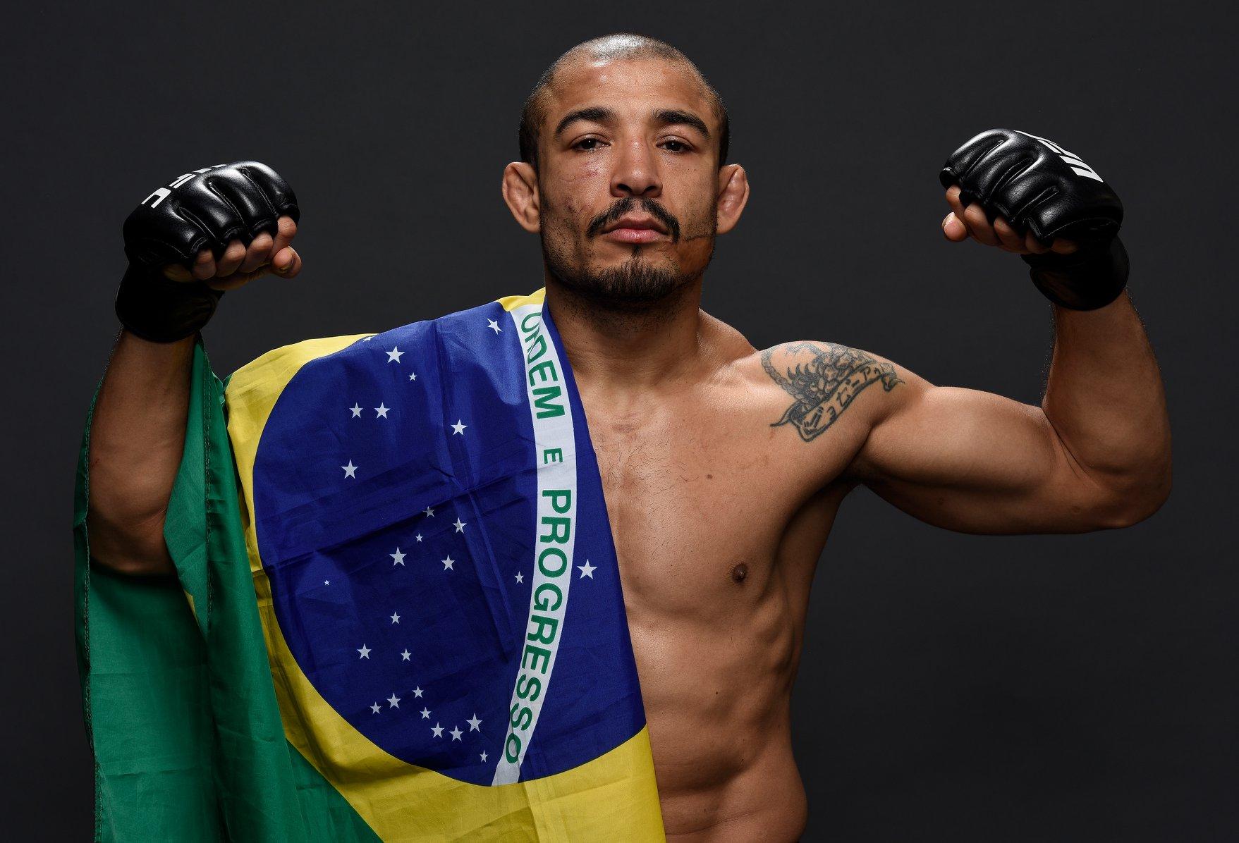 J. Aldo (foto) anuncia que deve se aposentar em 2019. Foto: Reprodução/Facebook UFC