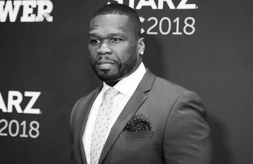 50 Cent têm uma parceria financeira com o Bellator. Foto: Reprodução/Instagram @50cent