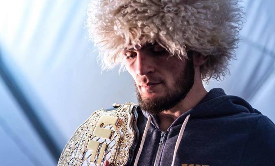 K. Nurmagomedov deve voltar a lutar em novembro. Foto: Reprodução/Facebook UFC