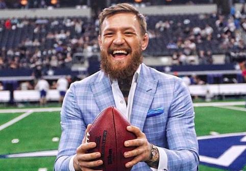Conor quer UFC no estádio do Dallas (Foto:Reprodução/InstagramMcGregor)
