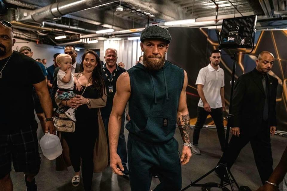 C. McGregor não luta no UFC desde 2016. Foto: Reprodução/Instagram @thenotoriousmma
