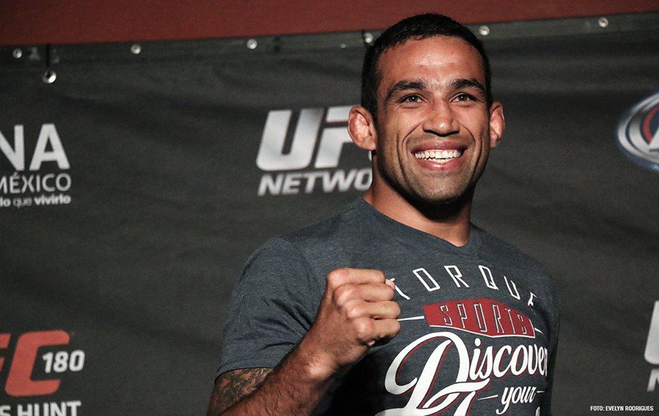 F. Werdum pode voltar a lutar no UFC em 23 de maio de 2020. Foto: Reprodução/Facebook @fabriciowerdumoficial