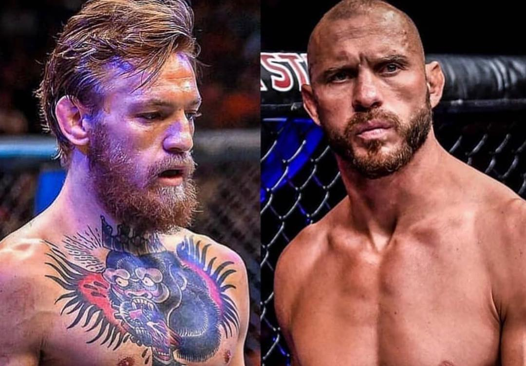 D. Cerrone (dir.) e C. McGregor (esq.) devem se enfrentar nos pesos leves. Foto: Reprodução/Instagram @cowboycerrone