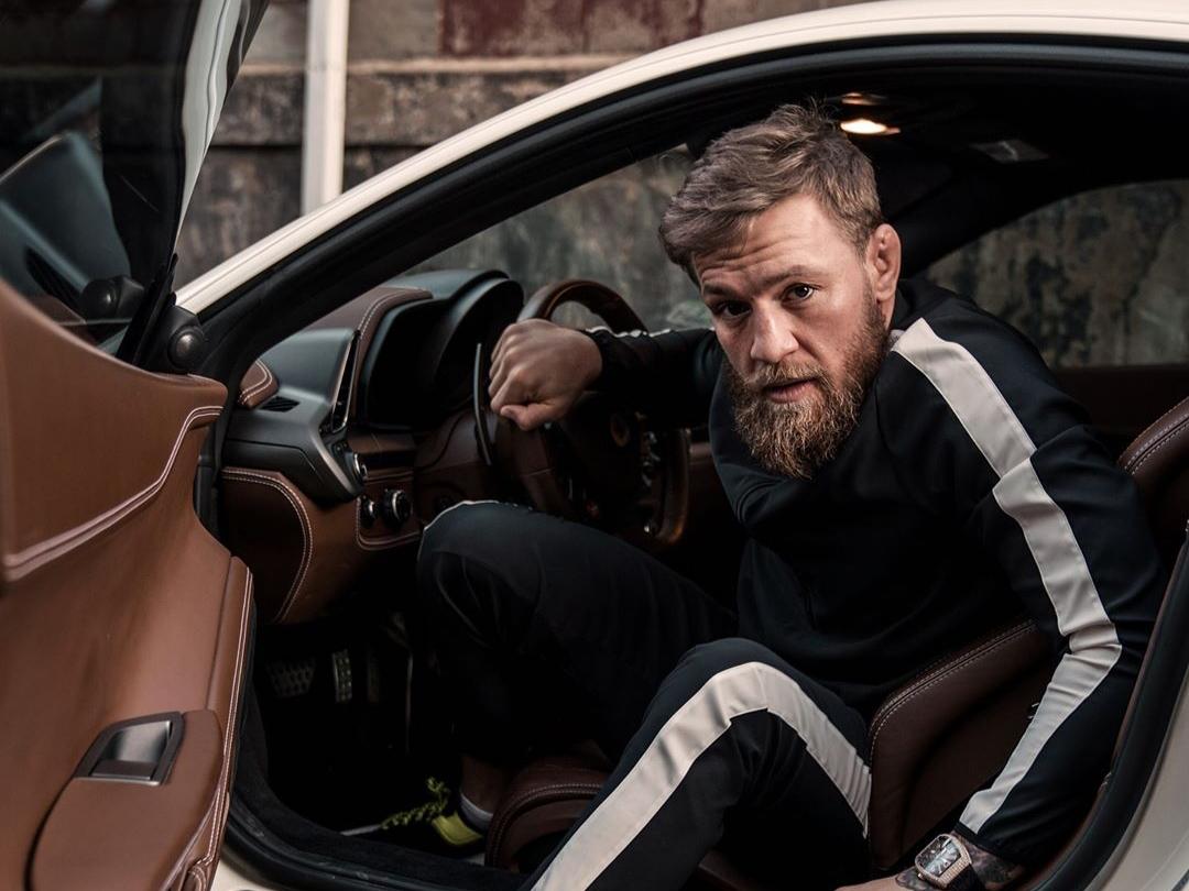 C. McGregor pagou uma multa de quase R$ 5 mil. Foto: Reprodução/Instagram @thenotoriousmma