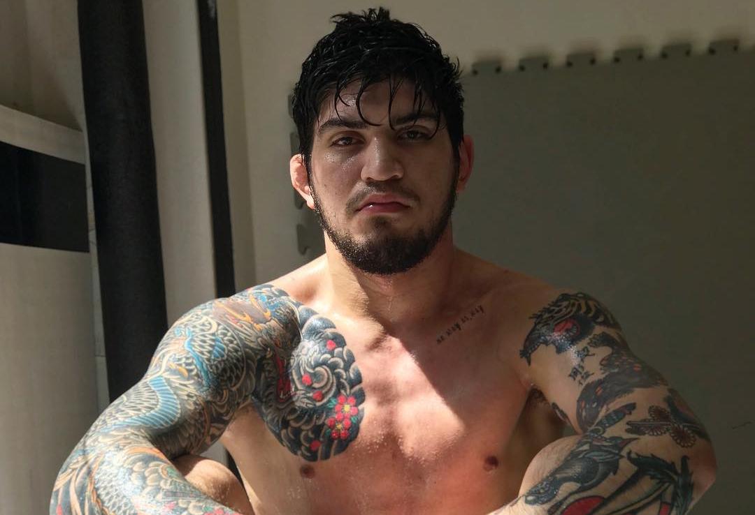 D. Danis foi o pivô da confusão no UFC 229. Foto: Reprodução/Instagram @dillondanis