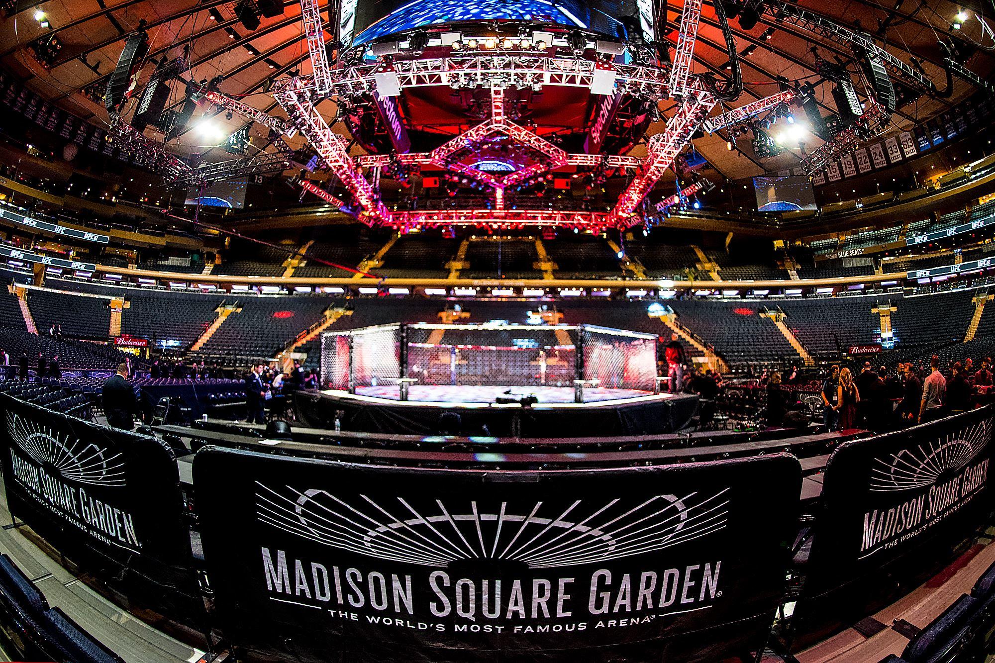 Siga os resultados do UFC 230 AO VIVO. Foto: Reprodução/Facebook @ufc