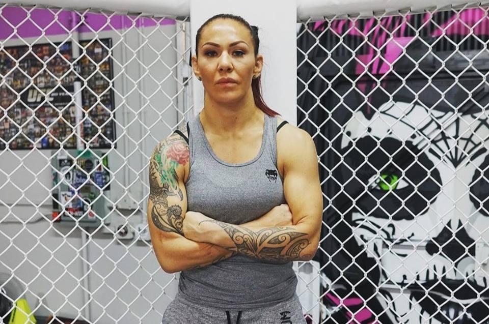 C. Cyborg próxima do Bellator. Foto: Reprodução/Instagram criscyborg