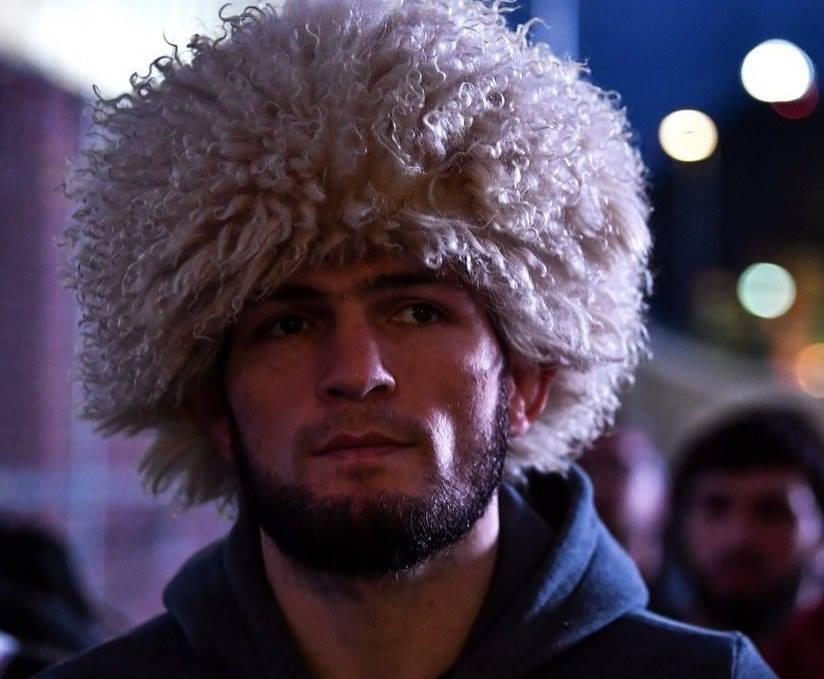 K. Nurmagomedov (foto) é favorito contra Poirier. Foto: Reprodução/Instagram @khabib_nurmadomedov