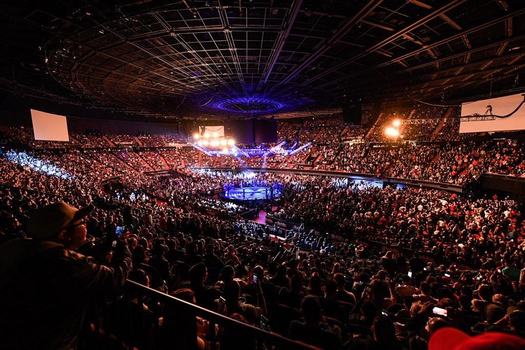 UFC Montevidéu Uruguai AO VIVO | Super Lutas