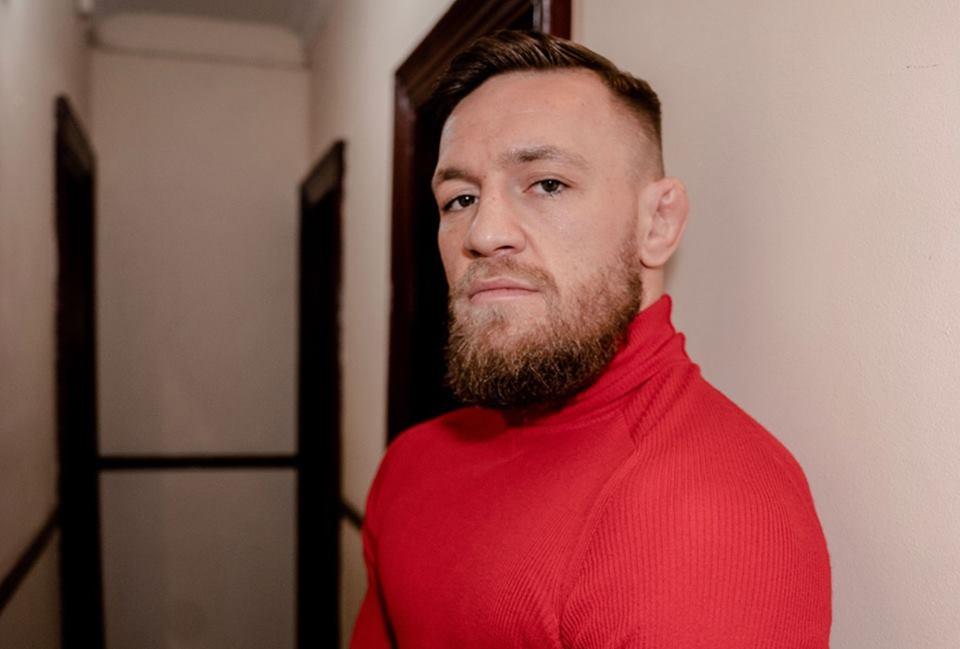 C. McGregor está suspenso temporariamente do UFC. Foto: Reprodução/Facebook @thenotoriousmma