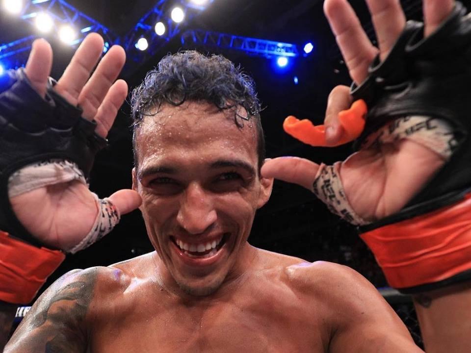 C. Do Bronx (foto) vence no UFC São Paulo. Foto: Reprodução/Instagram @ufc