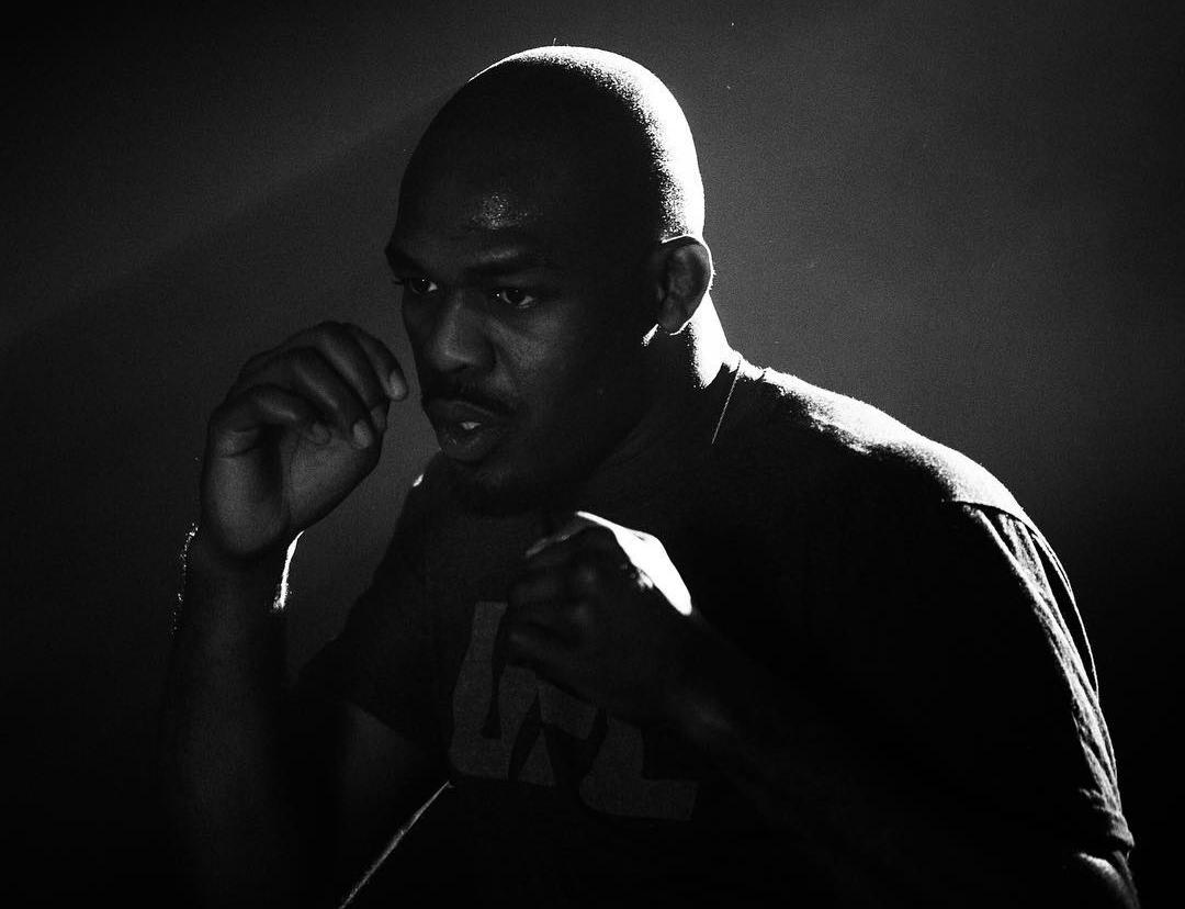 J. Jones já foi punido por uso de 'turinabol' em 2017. Foto: Reprodução/Instagram @ufc