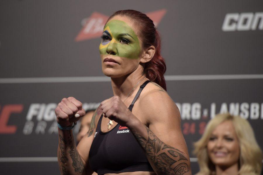 C. Cyborg fala sobre negociações com o Ultimate . Foto: Alexandre Loureiro/Inovafoto/UFC