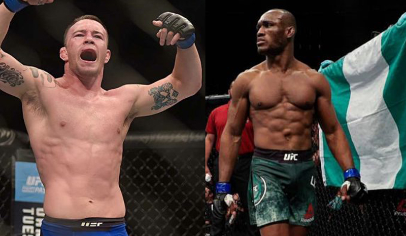 Covington (esq.) podem lutar no UFC 245. Foto: Montagem SL MMA Press
