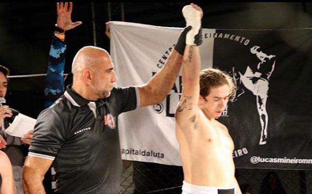 Whindersson vence em estreia no boxe. Foto: Reprodução / Instagram