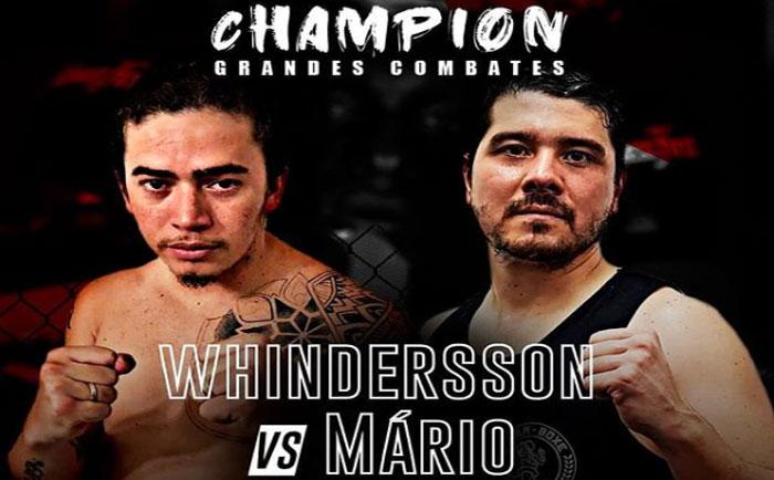 Whindersson (esq.) fará sua primeira luta de Boxe neste sábado. Foto: Reprodução / Instagram