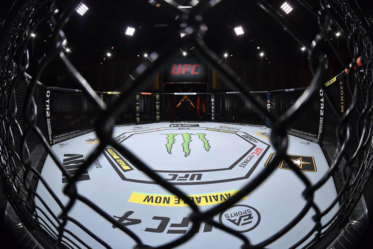 octógono-UFC-Twitter-UFC-Vegas17